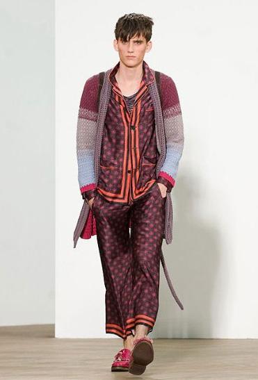 strange mens fashion