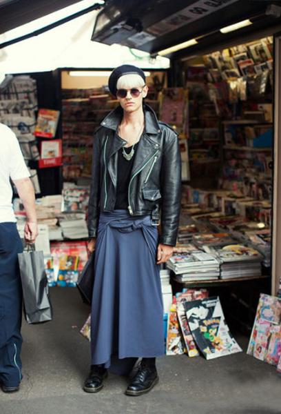 weird fashion trends 2012
