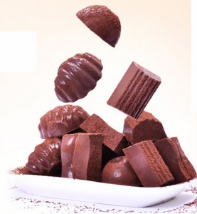 Chocolate. Health Benefits of Chocolate.