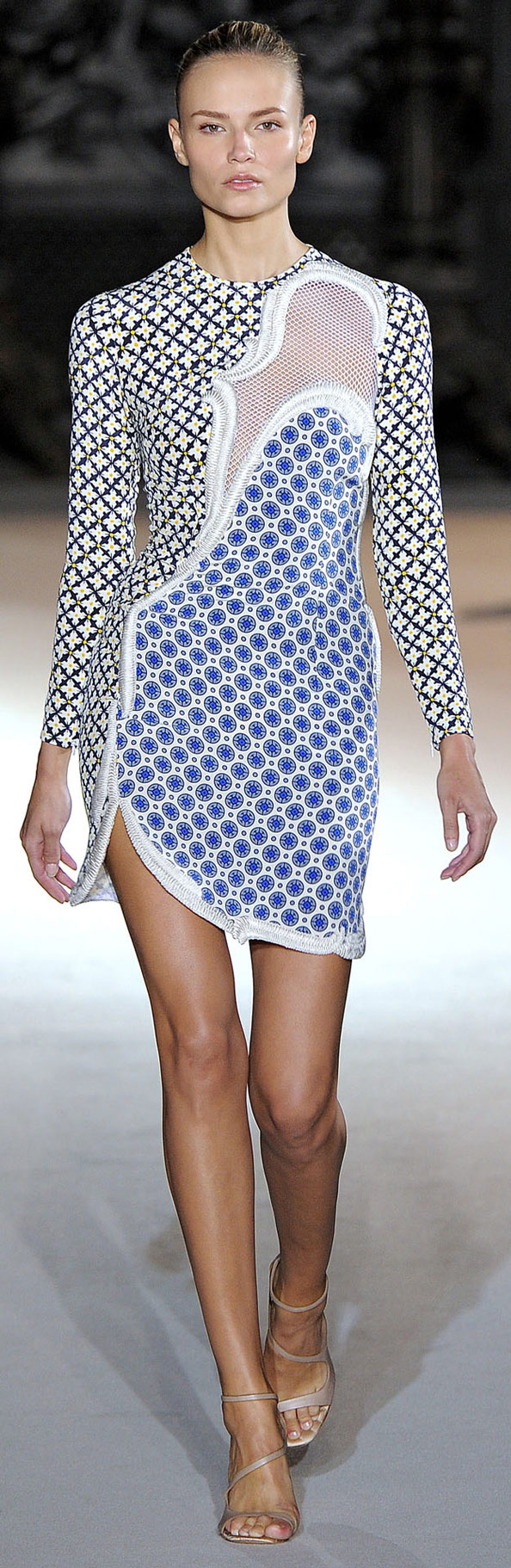 Stella McCartney Spring Summer 2012. Fashion shows. Paris