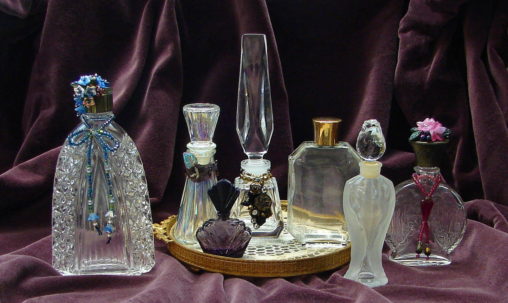 Vintage perfumes does the fragrance deteriorate