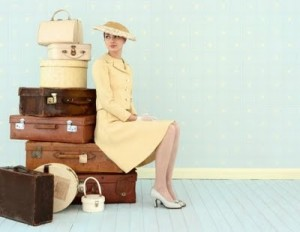 vintage treasures luggage