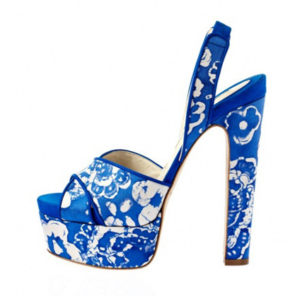 Shoes Fashion on Brian Atwood Shoe Collection For Spring  Summer 2012 Fashion Trends