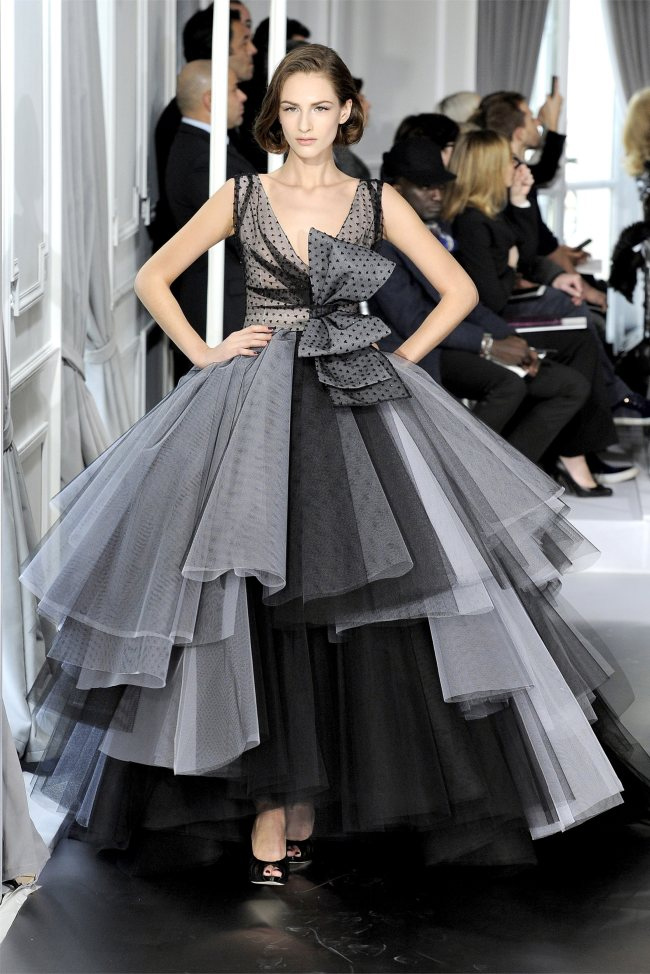 Haute couture collection from christian dior 2012 for Haute couture collection