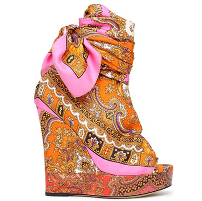 D&G womens shoes 2012 Spring/ Summer