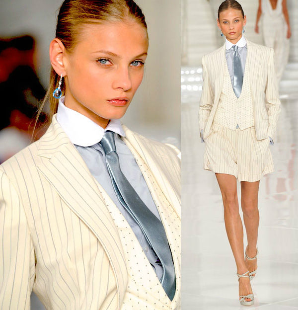Ralph Lauren Spring 2012. Fashion.