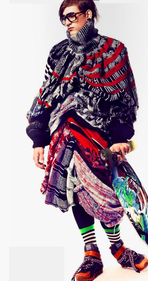 Strange, Weirdest Fashion Trends 2012