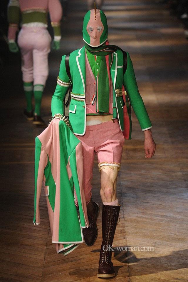 Weird Fashion Trends man