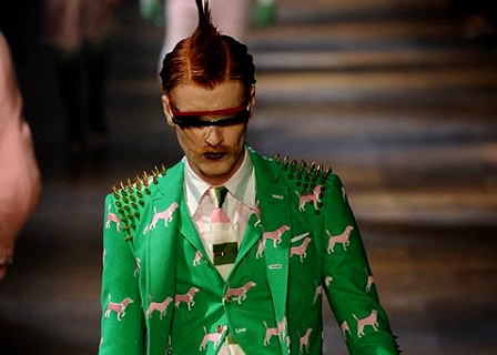 Very Strange Men's Fashion Weird Fashion men