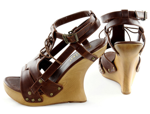 fashionable shoes sandals 2012 Spring Summer 2012