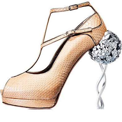 Gaetano Perrone Spring/ Summer 2012 shoe collection