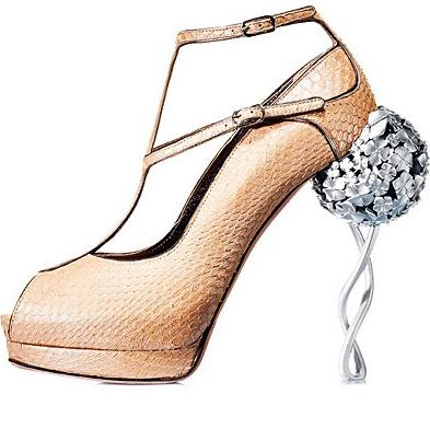 Gaetano Perrone Spring/ Summer 2012 shoe collection