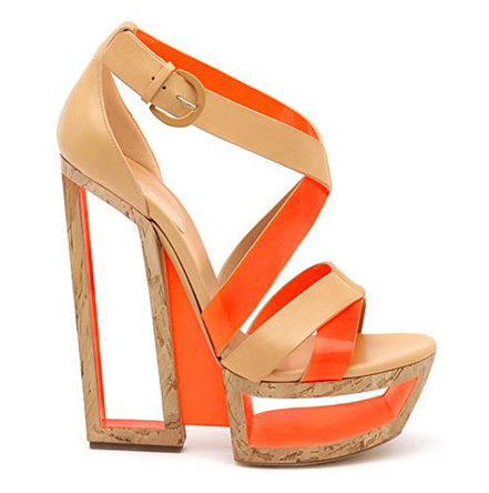 Shoes 2012 shoes for women woman Casadei shoe collection for Spring/ Summer 2012