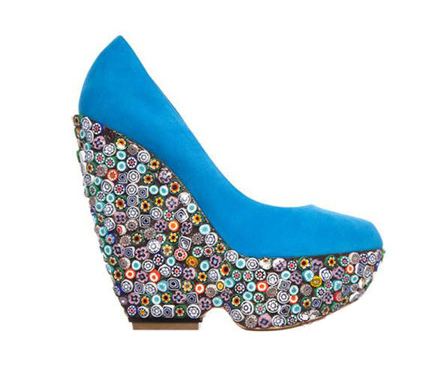 Shoes 2012 woman. Nicholas  Kirkwood shoe collection for Spring/ Summer 2012
