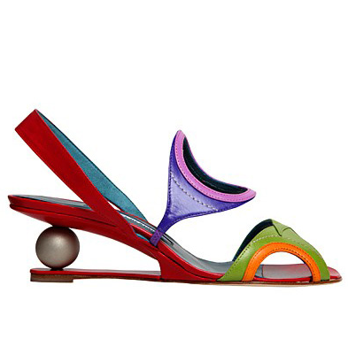 Women and shoes 2012