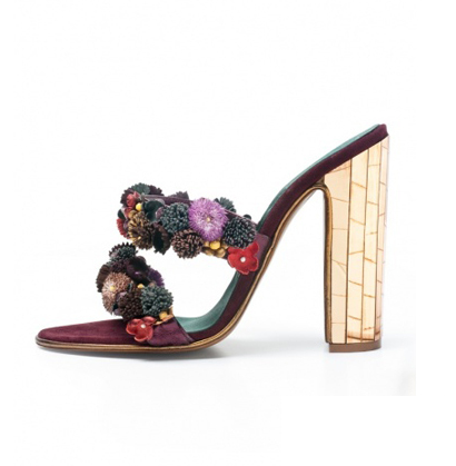 Women shoes 2012. Rochas shoe collection for Spring/ Summer 2012