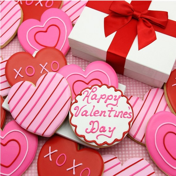 Valentine cookie recipes Valentine s Day Cookies