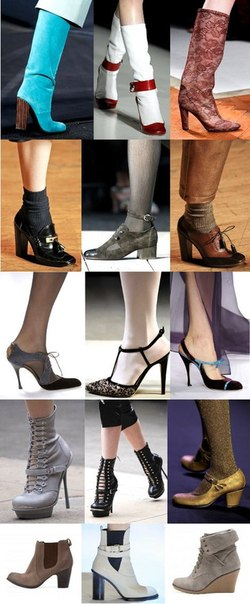 Shoe Fashion 2012