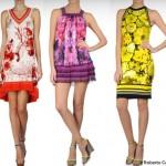 Print dress Spring Summer 2012