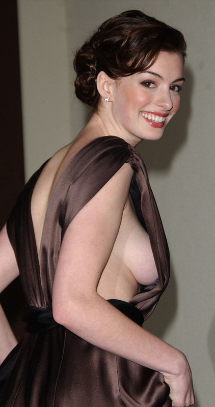 Why celebrity show off their breast?
