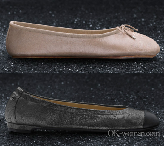 Chanel ballet flats. Ballet flats for women. Shoes 2012 women. Spring summer