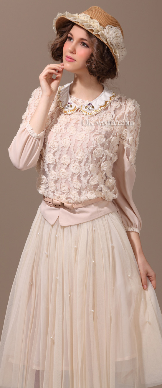 Dresses for women 2012. Retro Style Clothing