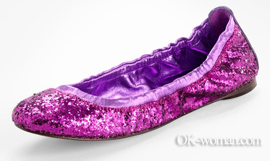 Tory burch ballet flat. Ballet flats for women. Shoes 2012 women. Spring summer