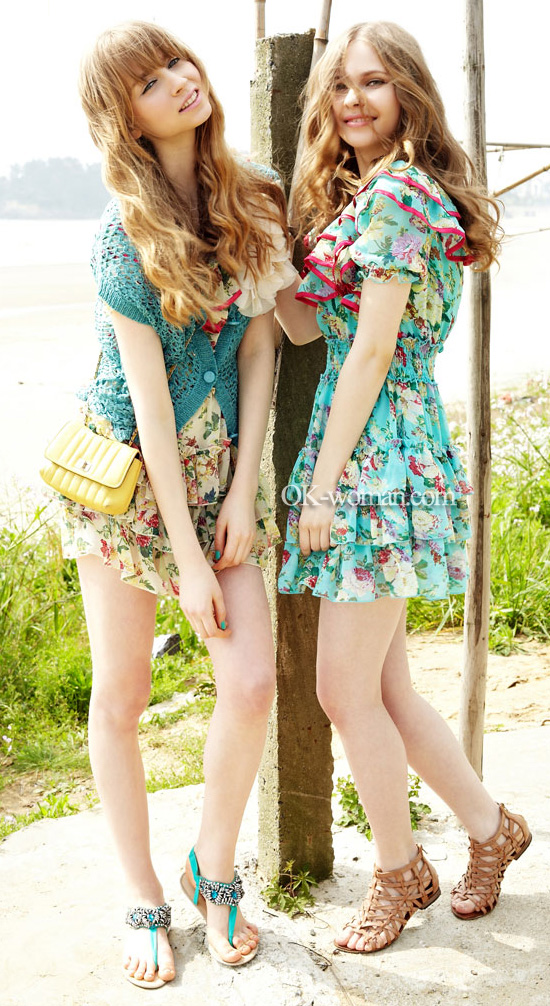 Vintage clothing, Retro clothing. 2012 Spring Summer