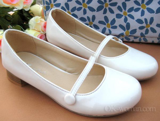 Wedding ballet flats.  Ballet flats for women. Shoes 2012 women. Spring summer
