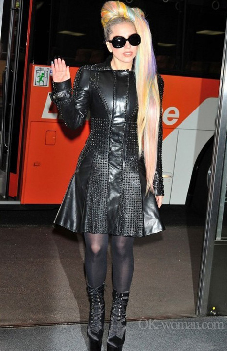 Street Style: Lady Gaga
