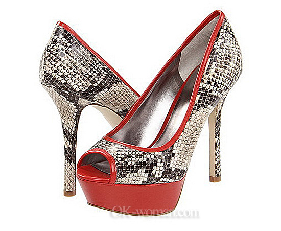 Animal Print Shoes 2013 GUESS