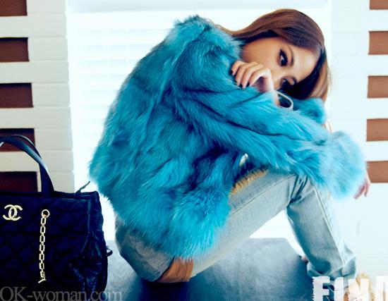 Fur coats. Jackets and coats. Fall/ Winter 2012/ 2013 Fashion Trends. Photo.