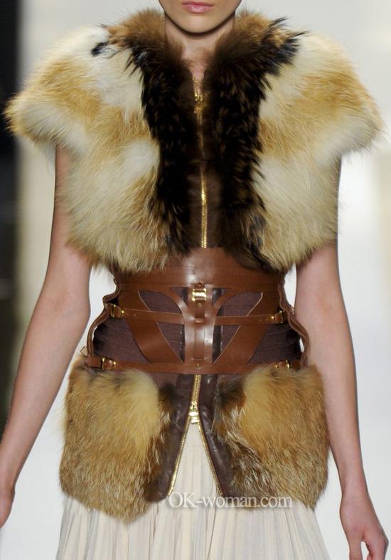 Fur jacket 2012-2013