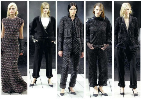 Chanel Fashion Collection Autumn 2012