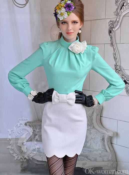 Vintage retro clothes