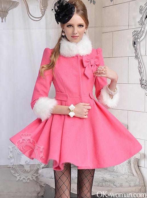 Women vintage clothing