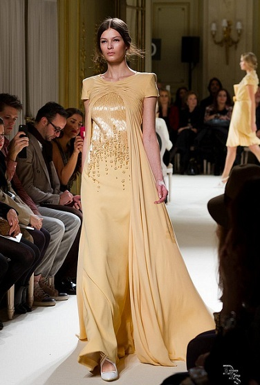 couture fashion designer, george hobeika
