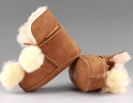 Baby ugg fur