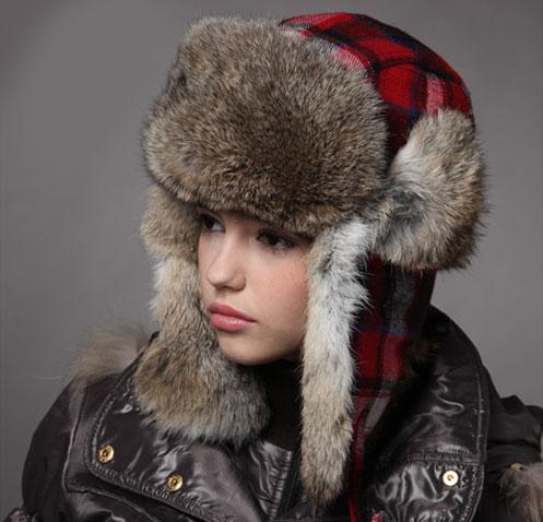 womens winter fur hats website for