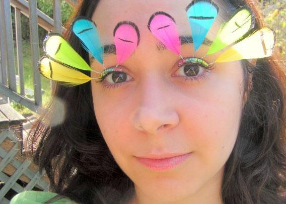 Eyelash Designs