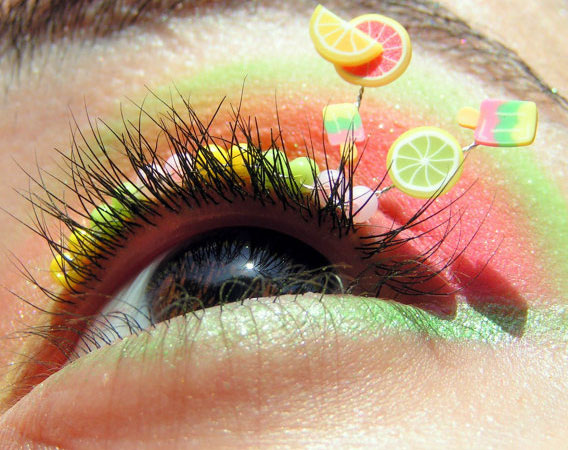 Funky Eyelash Designs