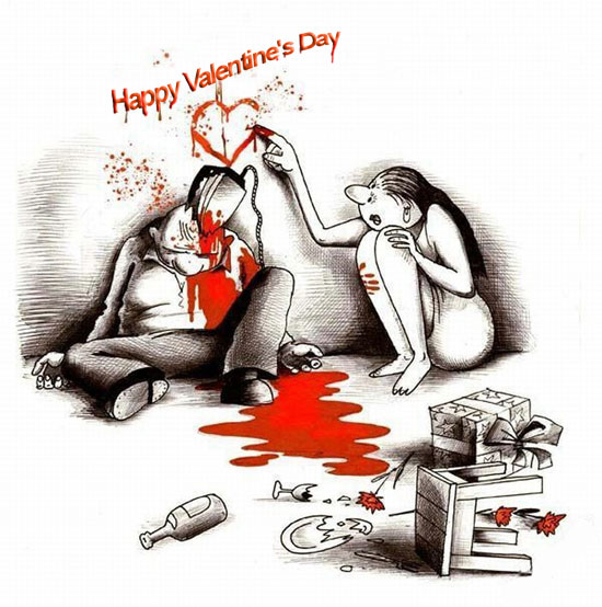Funny valentines day