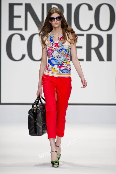 Spring/summer 2013 fashion trends for women