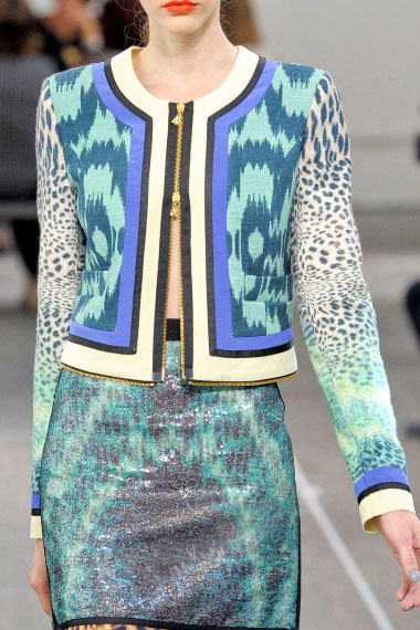 Spring/summer fashion weeks in milan 2013
