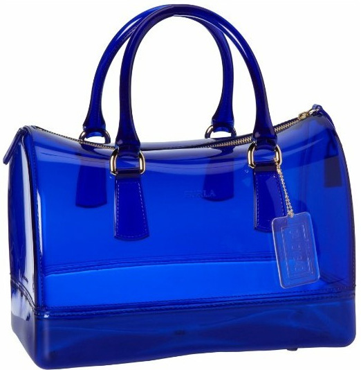 cool blue bag