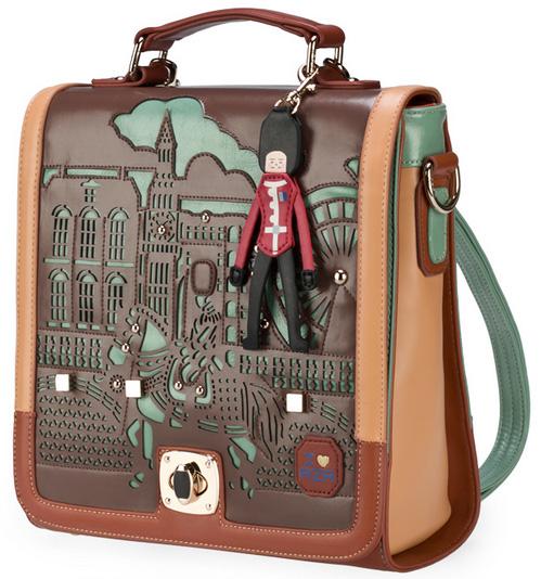 Модные прикольные женские сумки весна лето 2013. Фото.