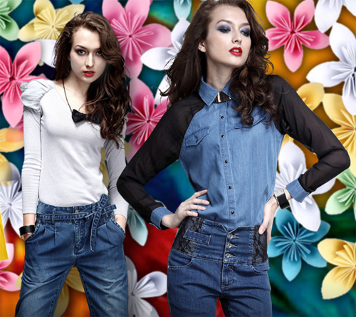 Jeans 2013 spring summer fashion