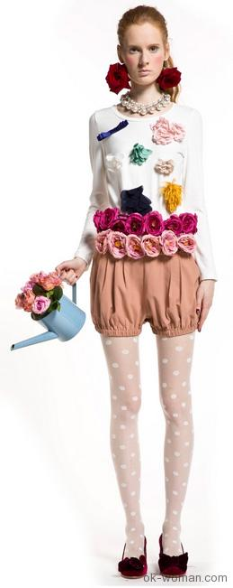 Romantic Style for girl