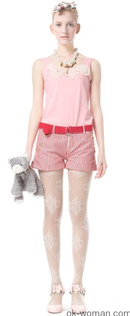 fashion for young girls