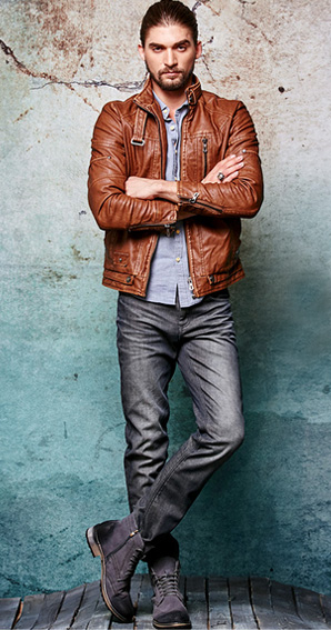 In a fast-fashion world, leather sticks around for the long haul, both in terms of style and physical performance.